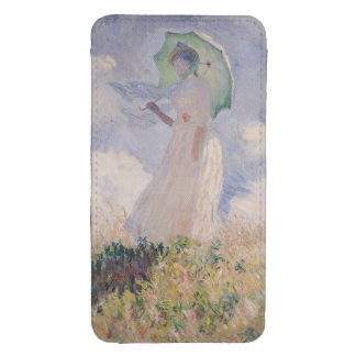 Woman with Parasol turned to the Left, 1886 Galaxy S4 Pouch
