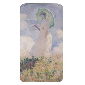 Woman with Parasol turned to the Left, 1886 Galaxy S5 Pouch