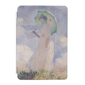 Woman with Parasol turned to the Left, 1886 iPad Mini Cover