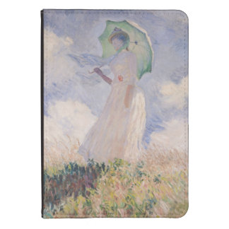 Woman with Parasol turned to the Left, 1886 Kindle 4 Cover