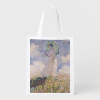 Woman with Parasol turned to the Left, 1886 Market Tote