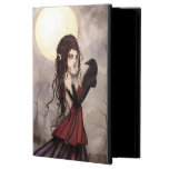 Woman with Raven Fantasy Fairy Mystical Art iPad Air Case