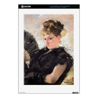 Woman with subjects (head of a girl) by Morisot Skin For PS3