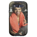 Woman working out galaxy s3 cases