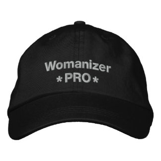 Womanizer Pro Embroidered Hat