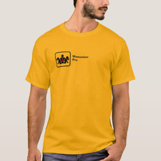 Womanizer Pro (small logo) T-Shirt