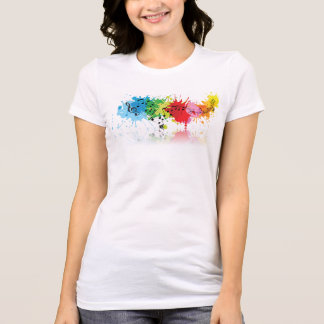 Woman's Bella Canvas Musical T-shirt
