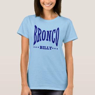 Woman's blue logo T-Shirt