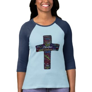 Woman's Christian shirt