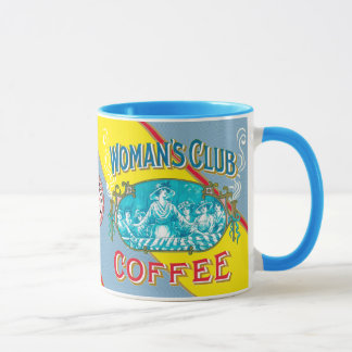 Woman's Club Coffee Mug