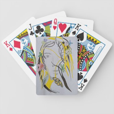 Woman's deck of cards, Woman's playing cards