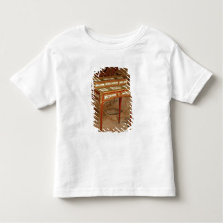 Woman's desk with panels of Sevres porcelain Toddler T-shirt