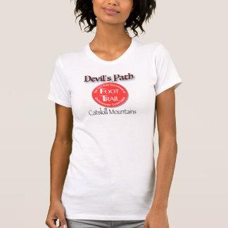 Woman's Devil's Path Catskills Mountains T-shirt