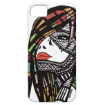 Woman's eye iPhone 5 cases