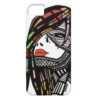 Woman's eye iPhone 5 cover