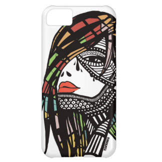 Woman's eye iPhone 5C covers