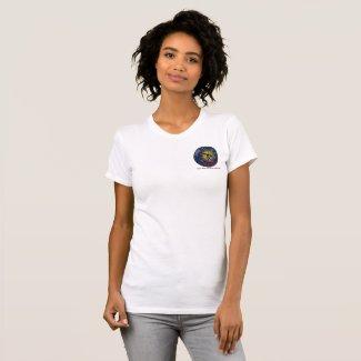 Woman's Fine SCAS Jersey T-Shirt