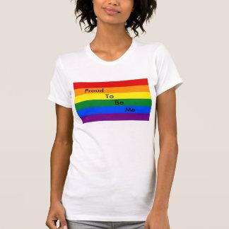 Woman's Gay Pride T-Shirt