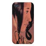 Woman's head in profile by Georges de La Tour iPhone 4 Cover