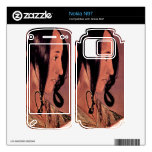 Woman's head in profile by Georges de La Tour Decals For Nokia N97