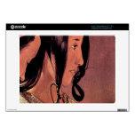 Woman's head in profile by Georges de La Tour Acer Chromebook Decal