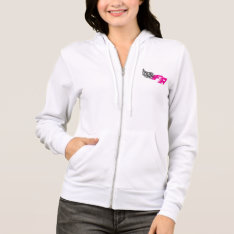 Woman's Hoodie at Zazzle