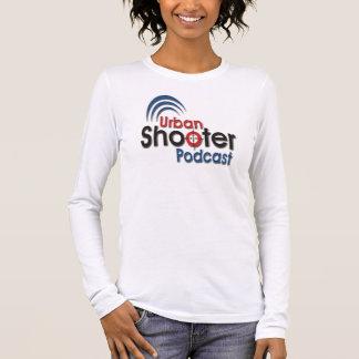 Woman's Long Sleeve Urban Shooter Top