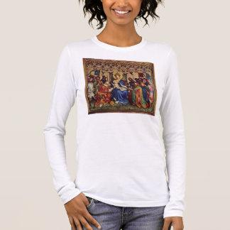 Woman's Longsleeve T-Shirt: Interior Pilgrimage Long Sleeve T-Shirt