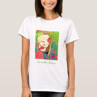 Woman's Lovable Clown Shirt