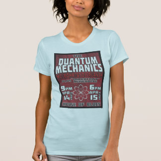 Woman's Quantum Concert T-Shirt