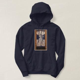 Woman's Suffrage Artwork Hoodie Sweatshirt