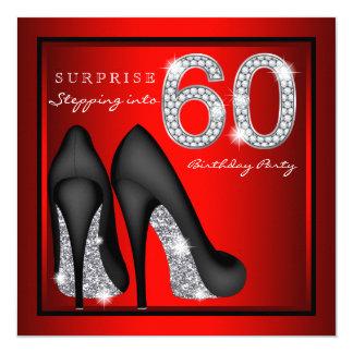 60th Birthday Invitations Announcements Zazzle