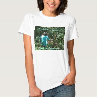 Woman's T-Shirt/Gardening Tee Shirt
