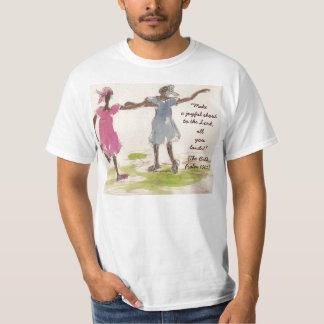 Woman's T-Shirt / Joyful