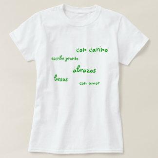 Woman's T-Shirt/Spanish T-Shirt