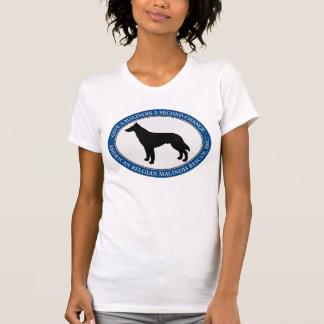 Woman's Tshirt ABMR Malinois Logo