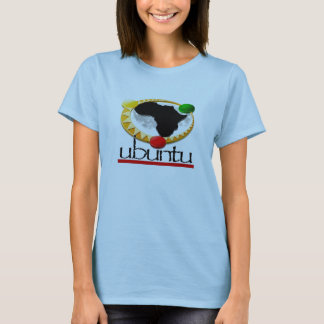 Woman's Ubuntu T T-Shirt