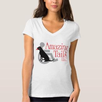 woman's V-neck T-Shirt