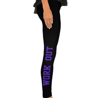 Woman's WORK OUT leggings