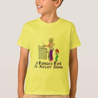 Woman's Work T-Shirt