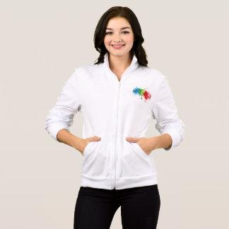 Woman's Zipper Jacket