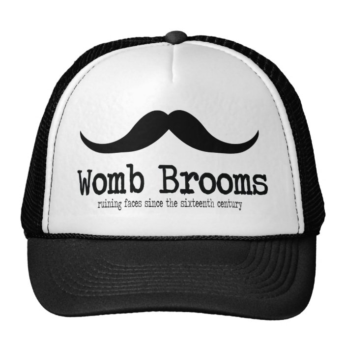 Womb Brooms Trucker Hat