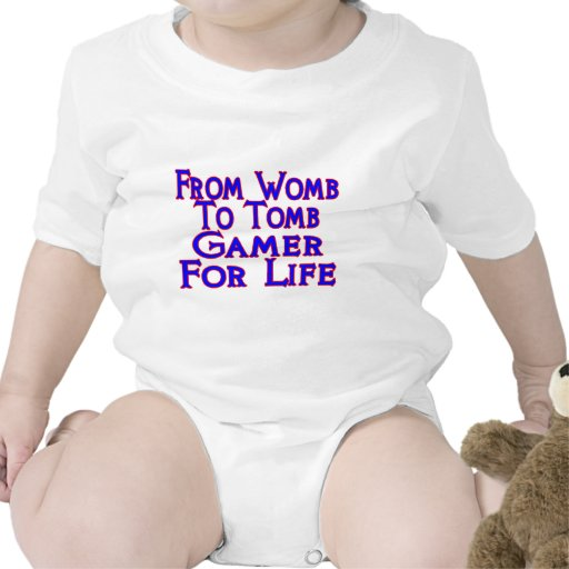 Womb To Tomb T Shirts