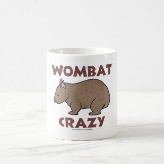 Wombat Crazy III Mugs