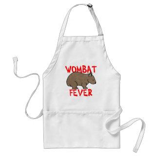 Wombat Fever Adult Apron