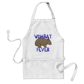 Wombat Fever II Adult Apron