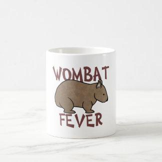 Wombat Fever III Coffee Mug