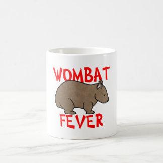 Wombat Fever Mugs