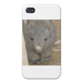 Wombat iPhone 4/4S Carcasas