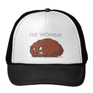 WOMBAT TRUCKER HAT